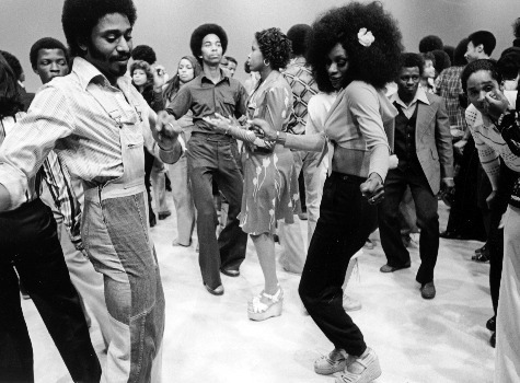 borney:  Soul Train  My boyfriend and I spent a bit of time going through Soul Train videos. Besides, listening to the music from the the program, we also observed the fashion too.  I'm quite envious most of the people with their awesome killer heels here! (Although, I have a few pairs of wedges myself…but they looked great in them).