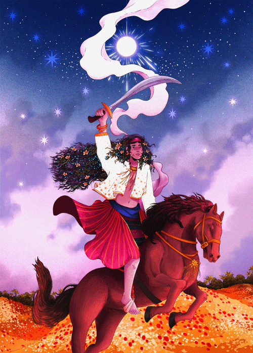 prinsomnia:gabriela silang, revolutionary filipina ✸ my full piece for @DamesZine Vol. 2!this one meant a lot to me. thank you to the mods who invited me and gave me the opportunity to do this! #Illustration