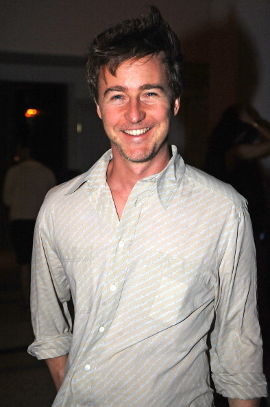 Edward Norton is such a fox.