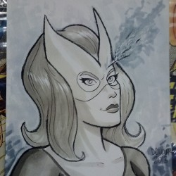 Marvel Girl commission #Bigwow