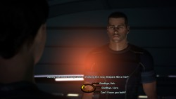 howinternet:  Mass Effect is just a really complicated dating simulator isn't it…