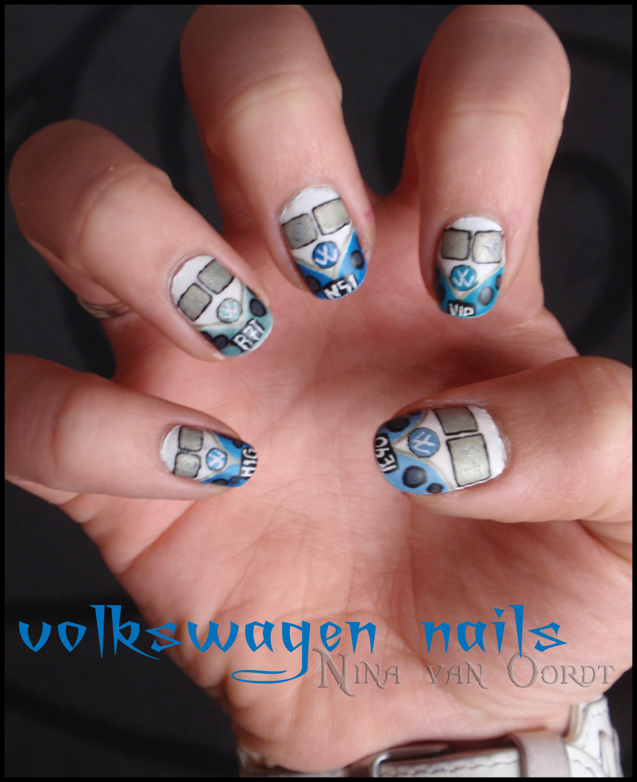 Volkswagen nails