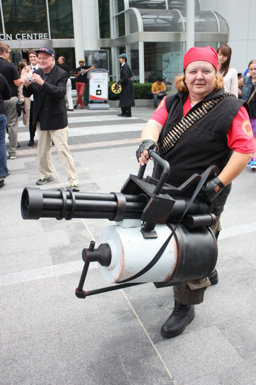cosplay tf2 Team Fortress 2 My mom is awesome