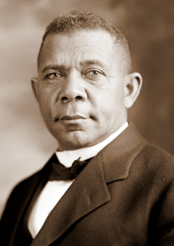 April 15, 1896: Booker T. Washington receives an honorary Masters degree from Harvard University.