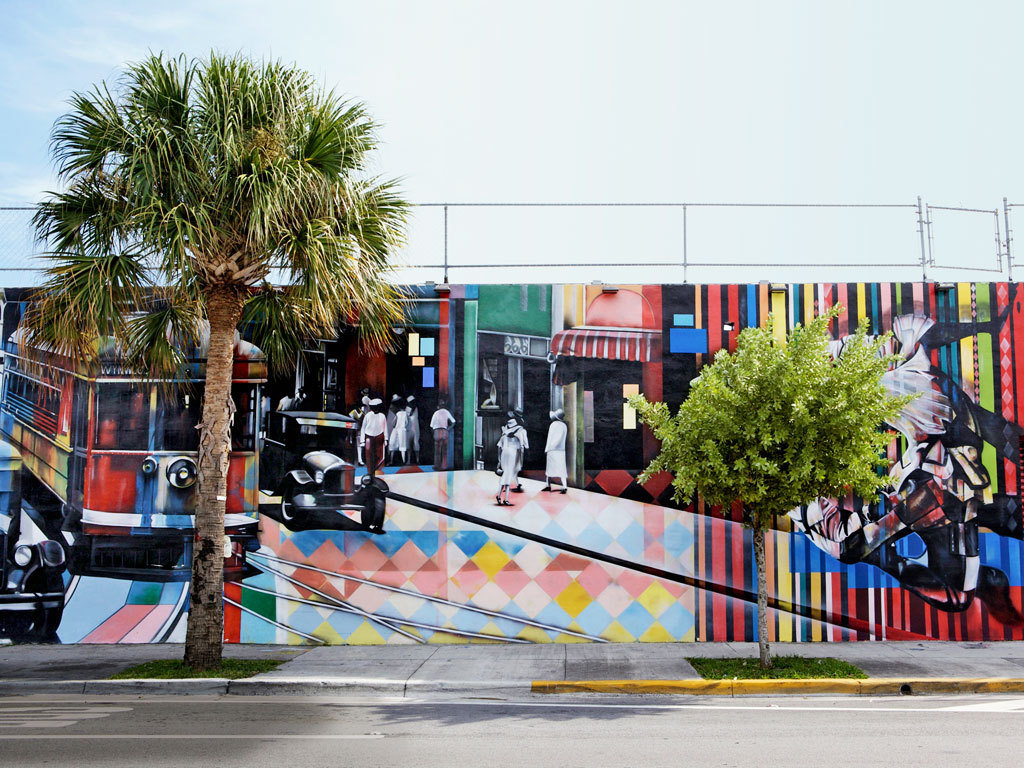 Miami for the Culture Vulture | Wynwood Walls, Miami