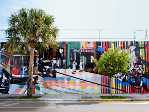 condenasttraveler:  Miami for the Culture Vulture | Wynwood Walls, Miami