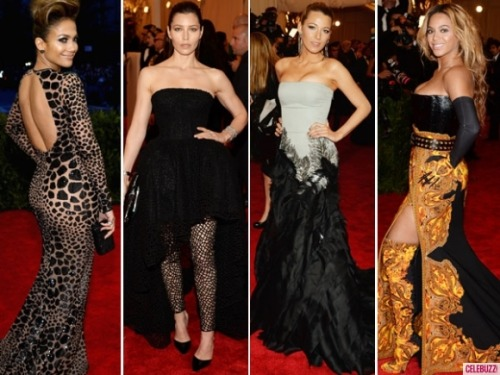 celebuzz:  Who did you think was best dressed at the 2013 Met Gala? The worst dressed? Peruse our gallery of looks from last night.