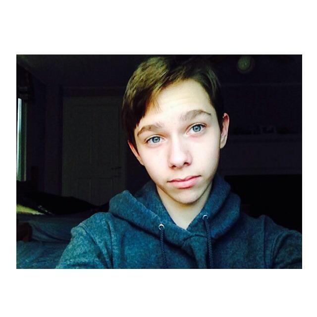 hi this is me ok