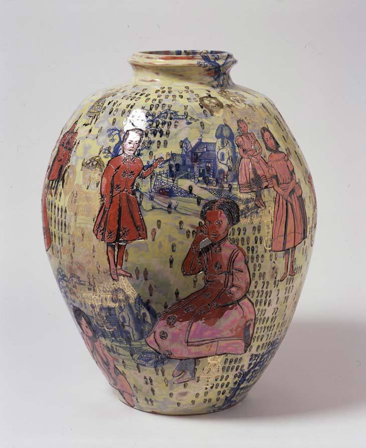 Over The Rainbow By Grayson Perry, 2001