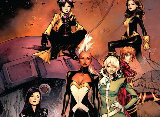 autostraddle:  New X-Men Relaunch Will Feature an All Women Team, Albeit Still Drawn By Men View Post shared via WordPress.com