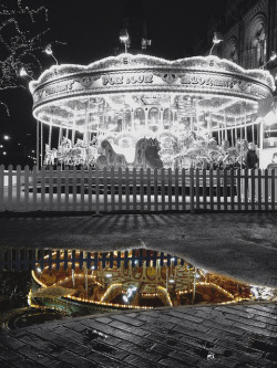Carousel reflections on Flickr.