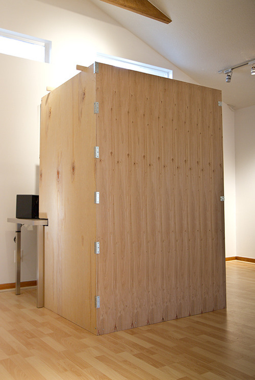 Super Diy Collapsible Sound Booth Cameron Moll Designer Speaker Author Largest Home Design Picture Inspirations Pitcheantrous