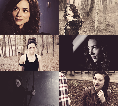 "A list of ladies I love → Allison Argent ""Can't I be strong and go to prom?"""