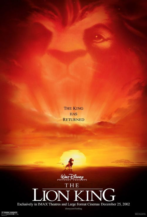 The Lion King | Watched today