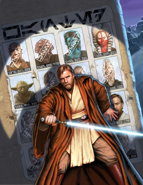 ed-pool:  Homage to Days of the Future Past Jedi Hunted