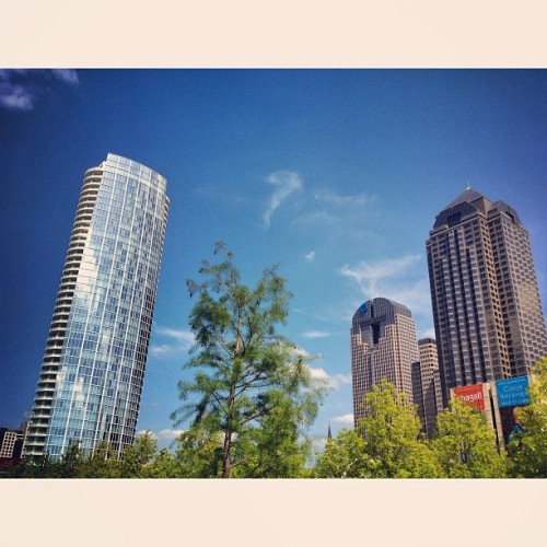 Beautiful day In Dallas, Tx.