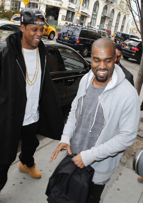 kenyanmade:  Ye' and Jay