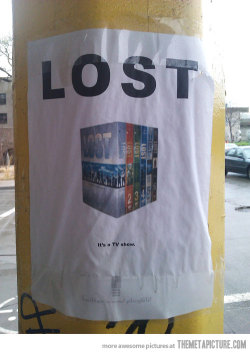 lol-coaster:  funny lost sign street posthttp://lol-coaster.tumblr.com