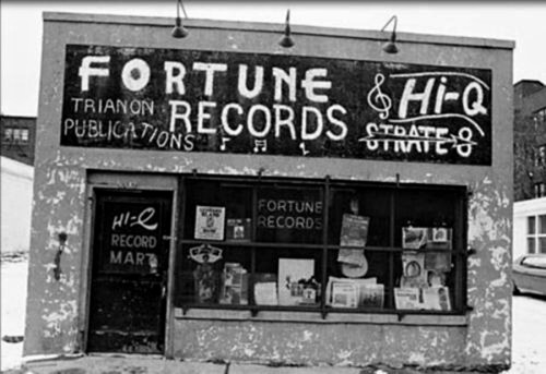 vinylespassion:  Fortune Records