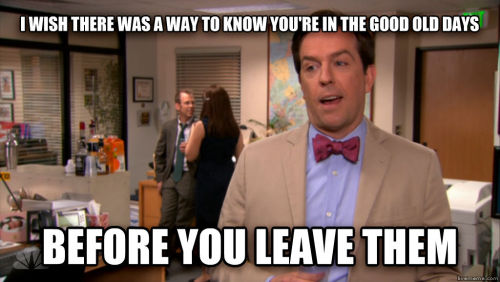 "advice-animal:  Season finale of ""The Office"" got me right in the feelingshttp://advice-animal.tumblr.com/"