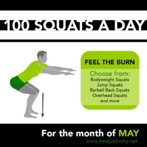 xoxodeanna:  hizgirlfriday:  Here is another Squat Challenge. I will be starting the 30-day challenge tomorrow. #squats #challenge #fitness #healthy  Doing this