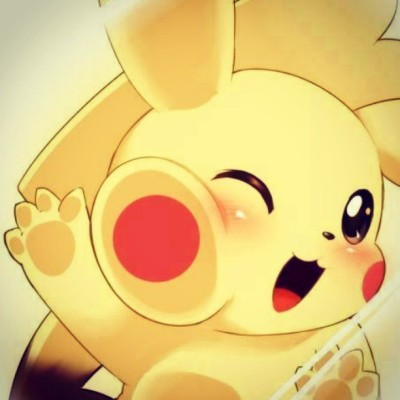 projectdavanzo:  Look! I caught a Pikachu