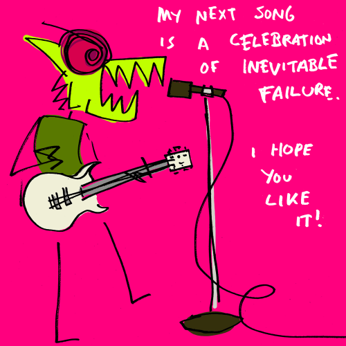 explodingdog:  Crazy Monster sings the best song.