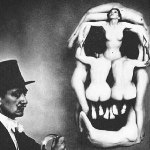 Factz after Dark Presents: Dali Face.