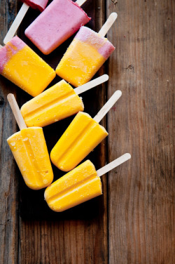 Mango Lassi Popsicle Recipe