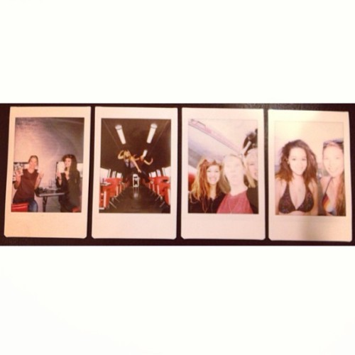 homelesstrolley:  #polaroids from today 📷