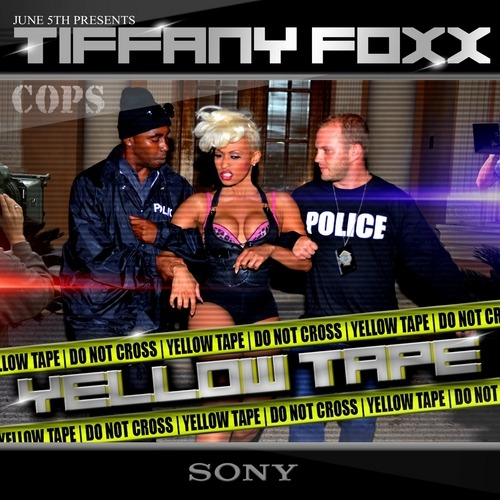 Tiffany Foxx's mixtape, Yellow Tape. Click here for the download link.