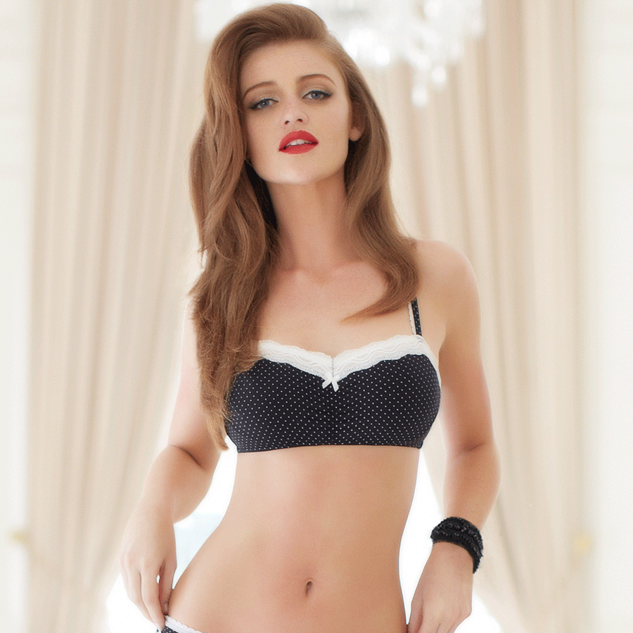vsupdates:  Cintia Dicker for Hope Lingerie 2013