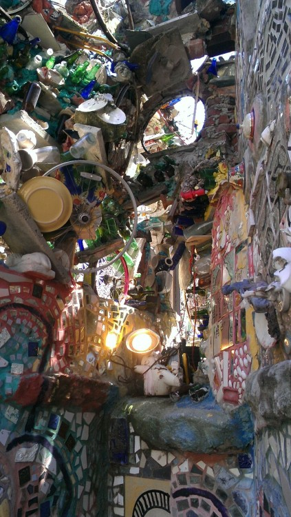 Magic Gardens: Trash to Treasures…