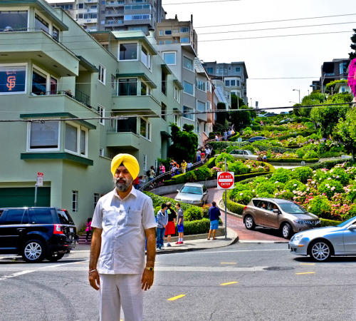 mcpinski:  The Sikh of San Francisco