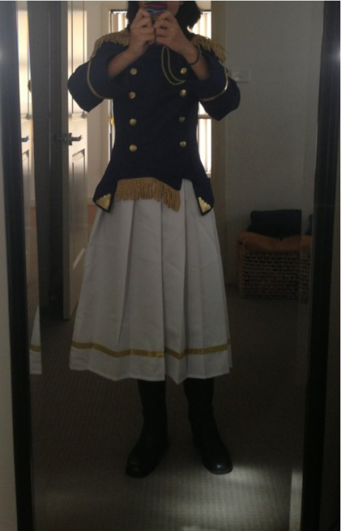 My cosplay arrived today. I never been so happier.
