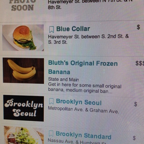 Ordering on seamless when all of a sudden #bluth #bananas #arresteddevelopment