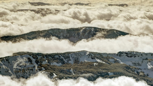 Mountain Fog Time Lapse by Anaxan Open Media on Flickr. Outdoor Sporting Goods