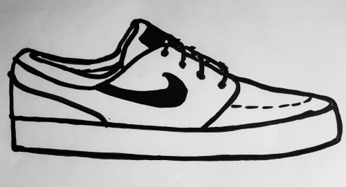 Confessions of the materialistic mind - Nike SB Janoski