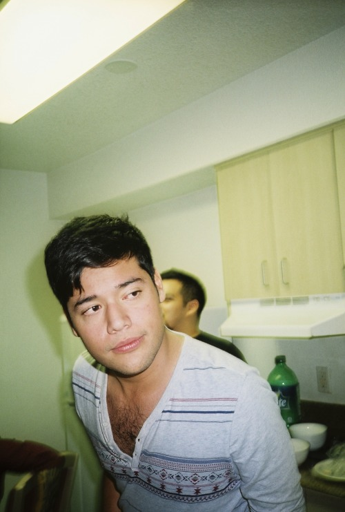 garrettjstout:  happy birthday buddy! love and miss you .rip. 35mm ricoh ff-9d fujifilm 400