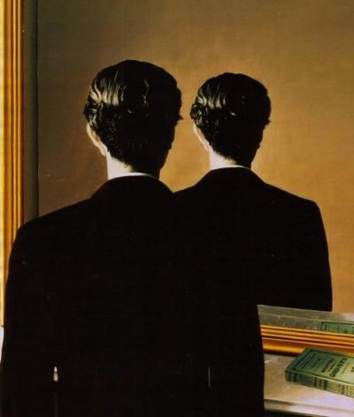 Not to Be Reproduced (La reproduction interdite) - Renee Magritte, 1937Museum Boijmans Van Beuningen, Rotterdam