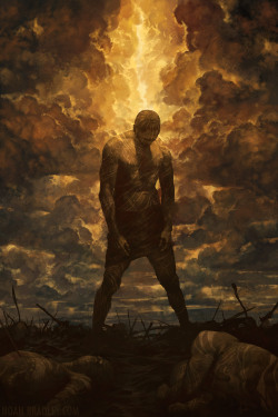 noahbradley:  The Burdens of Triumph by Noah Bradley