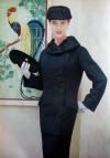 Clover vintage 1956 la femme chic @vintage-retro