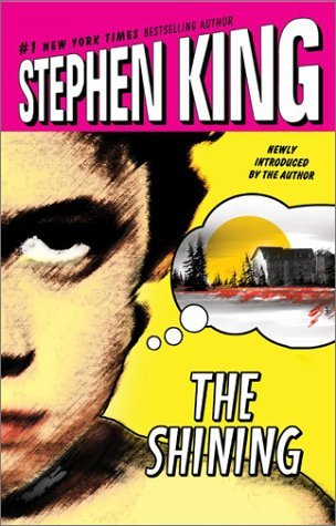 The Shining by Stephen King  I liked the movie better, but it was still a good read.