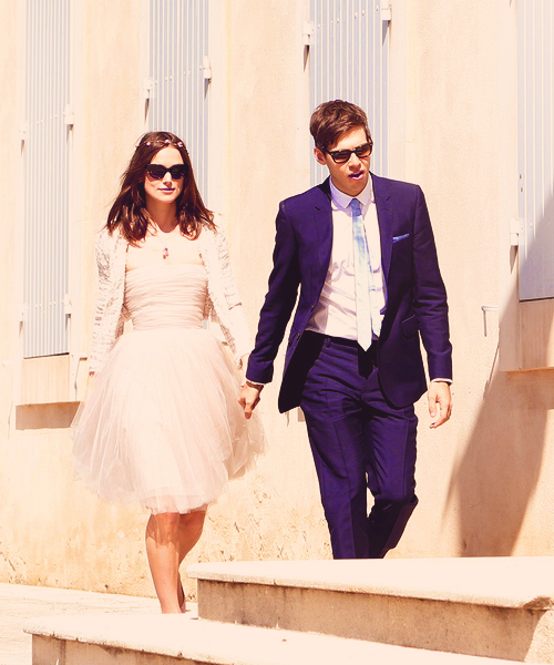 252:   Keira Knightley & James Righton getting married in France (May 4th, 2013)