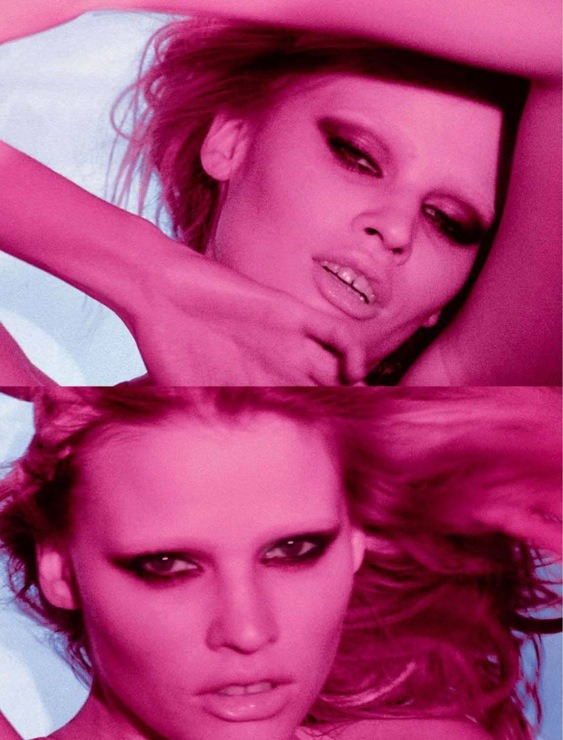 garcode:  Lara Stone for Versus by Versace Fragrance