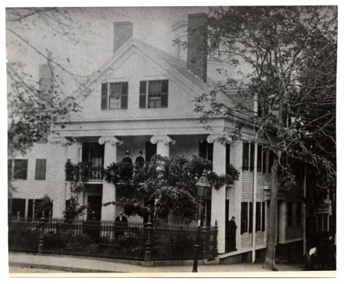 2 Concord Street, Charlestown, ca. 1890,   Boston Landmarks Commission image collection, (Collection #5210.004) City of Boston Archives    This work is free of known copyright restrictions.  Please attribute to City of Boston Archives. For more images from this collection, click here