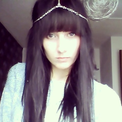 Feel like a hippy princess ✌👑 Teehee! 🙊