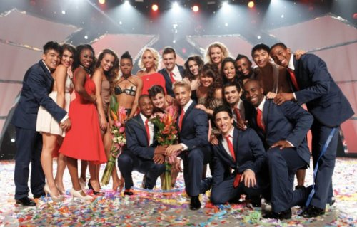season 8 finale; top 20 :) miss this group!