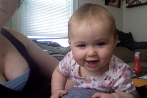 Who needs a nap when there's photobooth? YOU DO, BABY. YOU. DO.