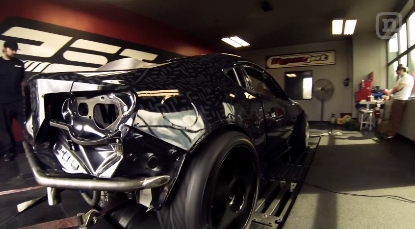 Tuerck'd Bonus! Ryan Tuerck checks in from Portland, Oregon while putting the finishing touches on his 2013 Formula Drift FRS with a little help from Portland Speed Industries! Lookout for Ryan and his new ride at the first Formula Drift Round 1 event this weekend in Long Beach, CA. http://youtu.be/NwVVyvNLPmg